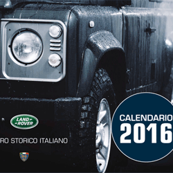 calendario 2016 land rover registro storico italiano